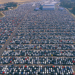 車買取価格の基準となる自動車オークション
