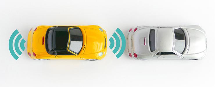自動運転機能のイメージ