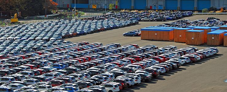 中古車の輸出