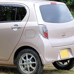 販売台数の増加が続く軽自動車